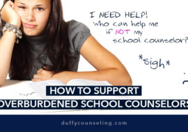 How Parents & Community Members Can Support Overburdened School Counselors
